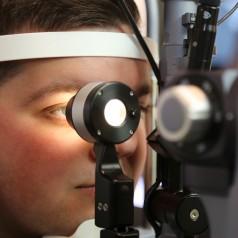 Kontaktlinsen sind Vertrauenssache