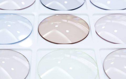 Moderne Brillenglasberatung